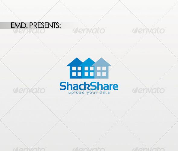 Shack Share Logo - Symbols Logo Templates