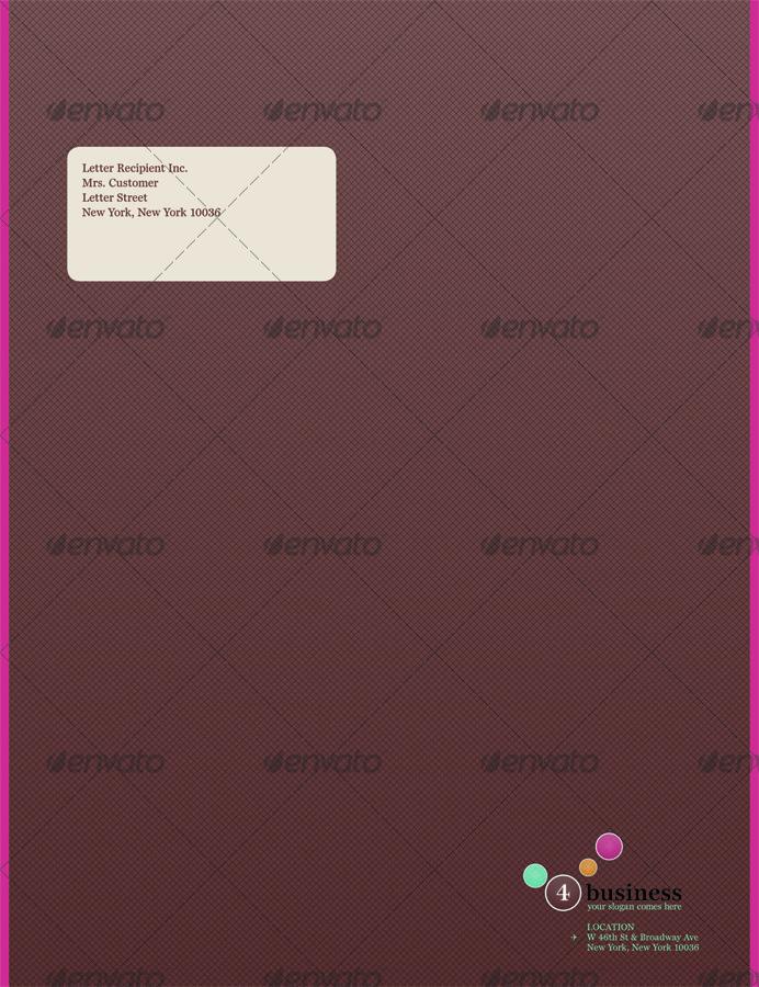 Corporate-ID Set 4-Business Twelve in One