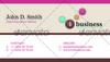 12 businesscard.  thumbnail