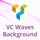 VC Waves Background - CodeCanyon Item for Sale