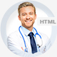 Maxi Health : Medical & Health HTML Template Nulled