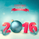 Christmas Background with Ball - GraphicRiver Item for Sale