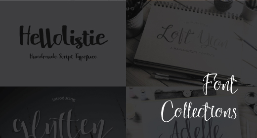 Font Collections