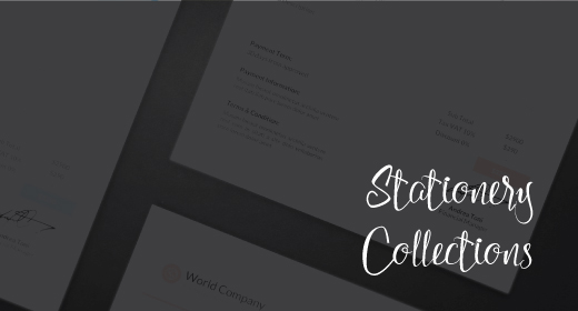 Stationery Collections