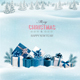 Holiday Christmas Background With Gift Boxes - GraphicRiver Item for Sale