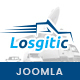 ZT Logistic - Warehouse Transport Joomla Template Nulled