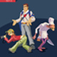 Characters Set 2 - GraphicRiver Item for Sale
