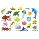 Set Of Sea Animals. - GraphicRiver Item for Sale