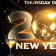 New Year Eve / Party Flyer - GraphicRiver Item for Sale
