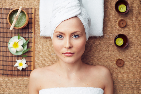 Beauty salon - Stock Photo - Images