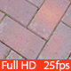 Red Brick Pathway - VideoHive Item for Sale