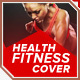 Health & Fitness Facebook Cover | Volume 09 - GraphicRiver Item for Sale