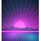 1980 Neon Poster Retro Disco 80s Background Made - GraphicRiver Item for Sale