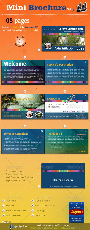 Mini Brochure V.1 - Corporate Brochures