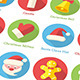 20 Christmas Icons Nulled