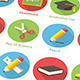20 Education Icons Nulled