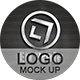 Photorealistic Logo Mock-Up - GraphicRiver Item for Sale