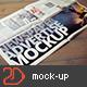 Newspaper Advertise Mockup v2 - GraphicRiver Item for Sale