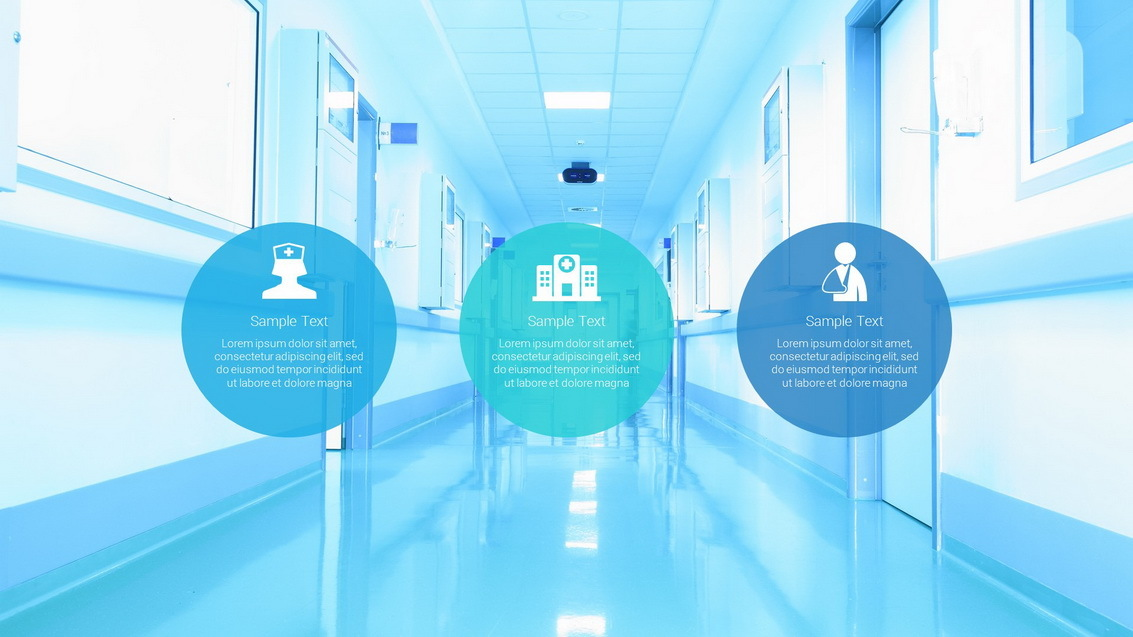 Binary tunnel medical powerpoint template 0810 presentation themes medical powerpoint template toneelgroepblik Image collections