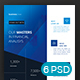Corporate Flyer - 6 Multipurpose Business Templates vol 18 - GraphicRiver Item for Sale
