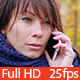 Woman Talking on the Phone - VideoHive Item for Sale