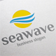 Sea Wave Logo - GraphicRiver Item for Sale