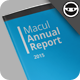 Macul Annual Report - GraphicRiver Item for Sale