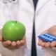 Pharmaceutical And An Apple - VideoHive Item for Sale