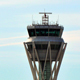 Barcelona Airport Radar Control Tower 4k - VideoHive Item for Sale