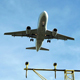 Plane Airbus A319 Approaching - VideoHive Item for Sale