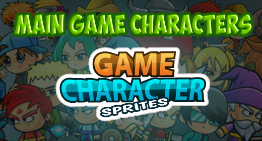 Main Game Character Collections