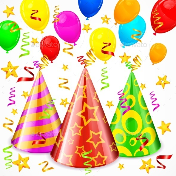 Party Decorations - Birthdays Seasons/Holidays