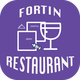 Fortin Restaurant Waiter Ordering System with Admin Panel