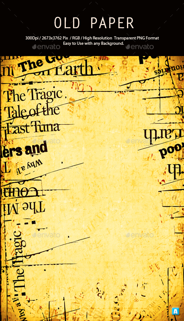 Old Paper 0227 - Paper Textures