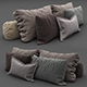 Pillows collection 101 - 3DOcean Item for Sale