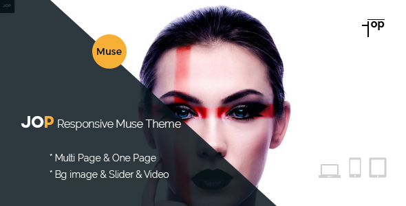 Jop Creative Muse Template