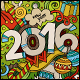 2016 Year Doodles Designs - GraphicRiver Item for Sale