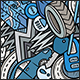 2 Vehicle Doodles Seamless Patterns - GraphicRiver Item for Sale