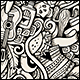 2 Latin America Doodles Graphics Seamless Patterns - GraphicRiver Item for Sale