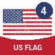 Retro US Flag - GraphicRiver Item for Sale