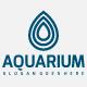 Aquarium Drop Logo - GraphicRiver Item for Sale