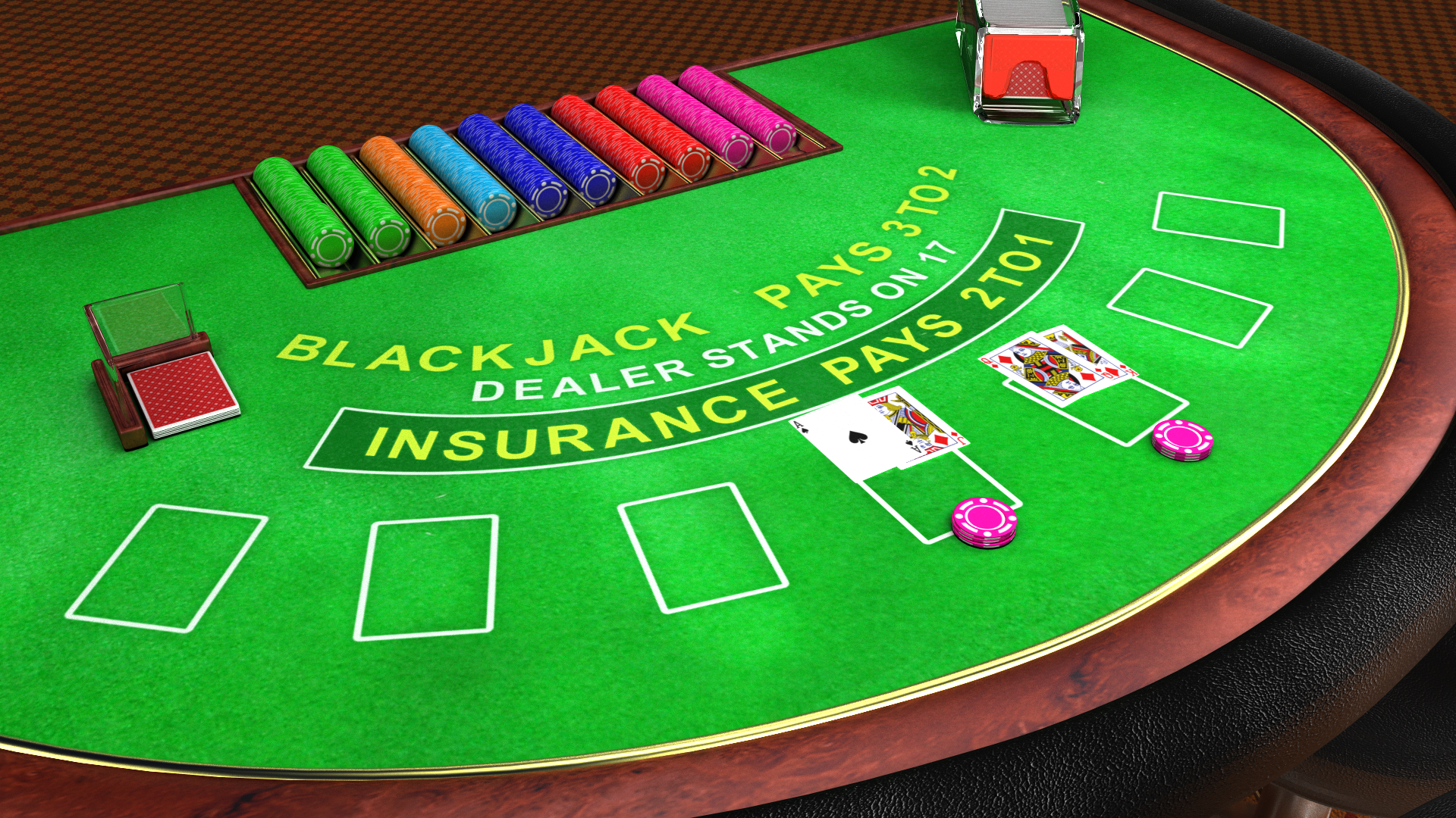 Blackjack collections