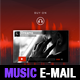 Dj Music Promo PSD E-mail Template - GraphicRiver Item for Sale