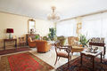Living room, classic italian interior with antiquities - PhotoDune Item for Sale