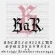 Gothic Alphabet Set - GraphicRiver Item for Sale