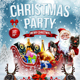 Merry Christmas Flyer Template - GraphicRiver Item for Sale