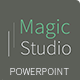 Magic Studio - Creative Powerpoint Template - GraphicRiver Item for Sale