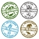 Save wild animals stamps - GraphicRiver Item for Sale