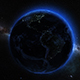 Earth Dark Side From Space - VideoHive Item for Sale