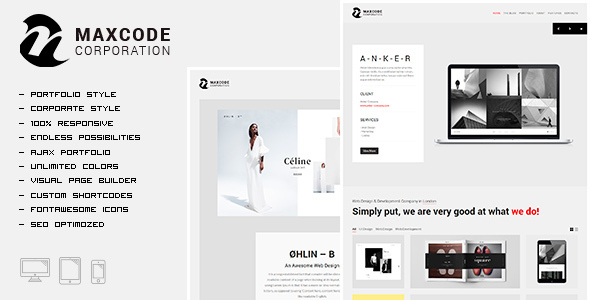 18 Minimalist WordPress Themes & Templates